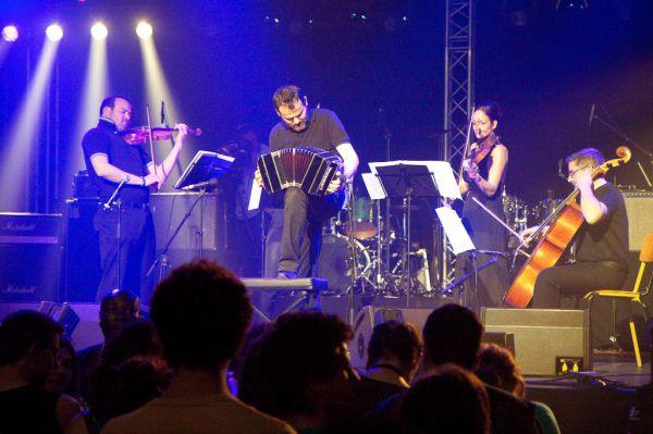 Saison musicale 2016 - Quatuor Terpsycordes et William Sabatier