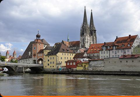 Exploration du Monde - Danube, Fleuve de légende et villes impériales