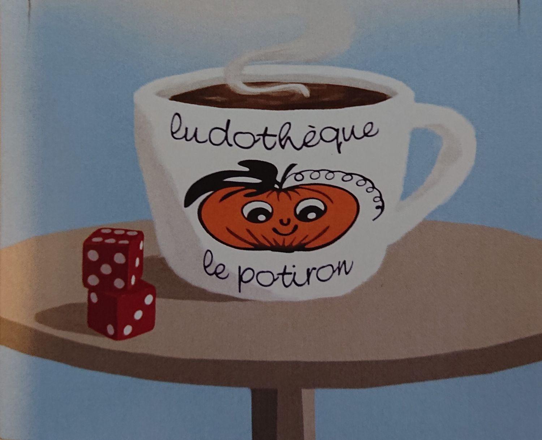 Le Potiron : Café-jeux 55+