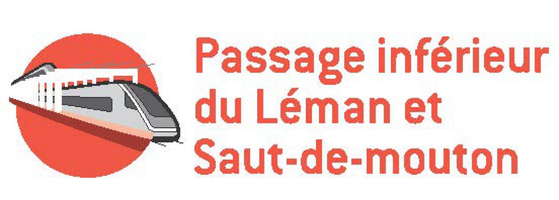 Inauguration du passage inférieur du Léman et présentation des nouvelles pompes à vélo en libre-service