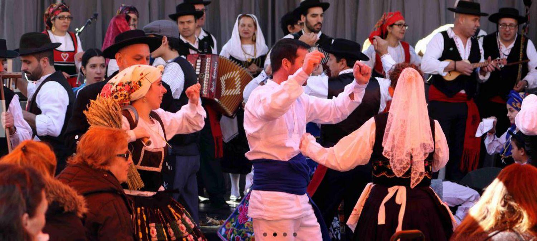 Festival folklorique portugais Os Minhotos