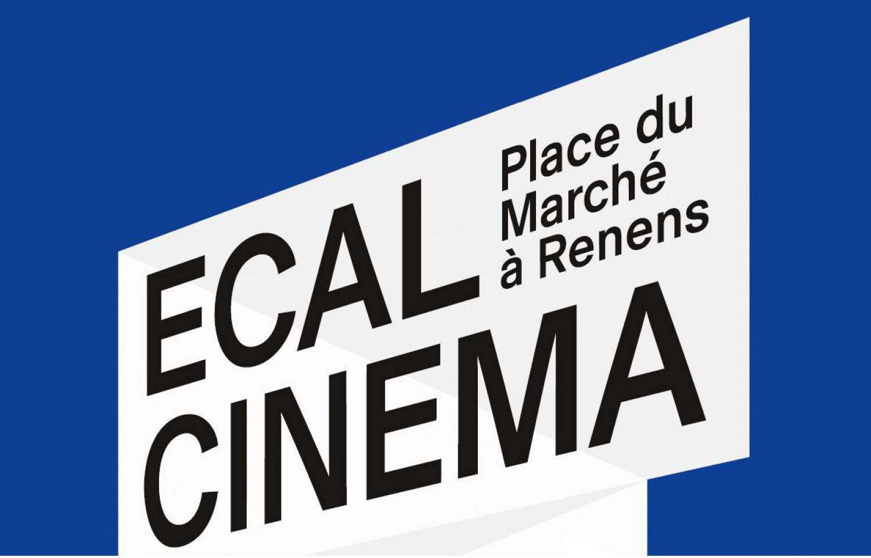 ECAL Cinéma sur la Place du Marché