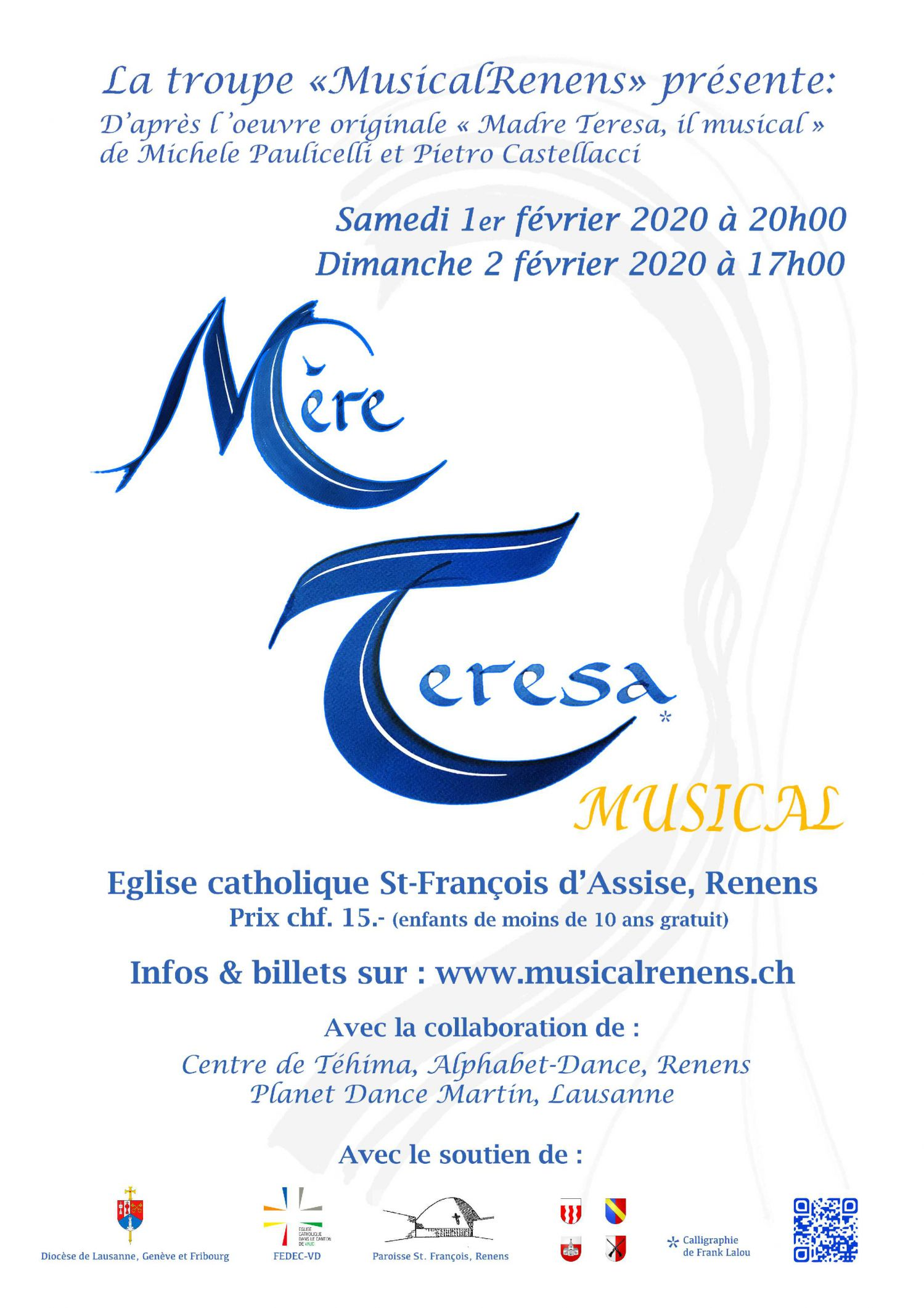 Mère Teresa Musical