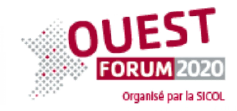 Ouest Forum 2020 - 5e Forum économique de l'Ouest lausannois
