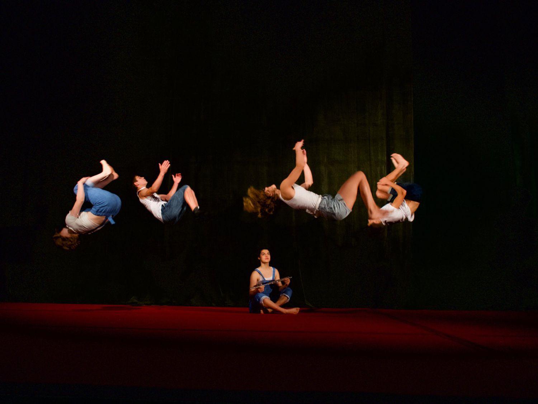 Jour de cirque, rencontre de créations circassiennes jeunesse