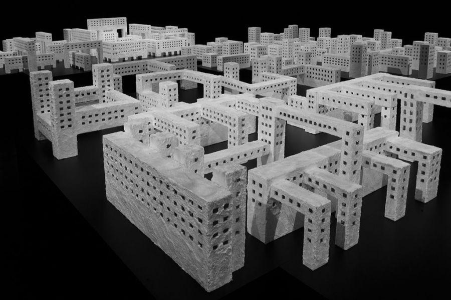 Exposition 'Archisalé - L'esprit de la ville'