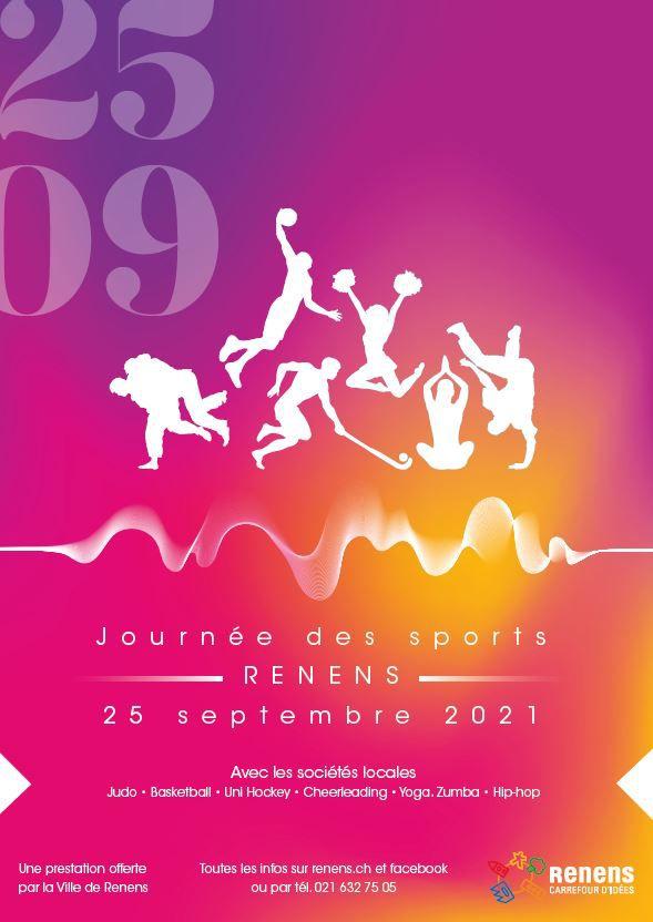Journée des sports, on se bouge!