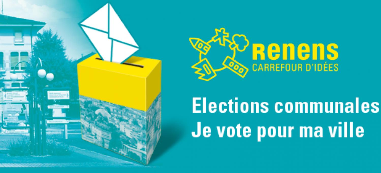 Résultats de la votation fédérale du 7 mars 2021 à Renens