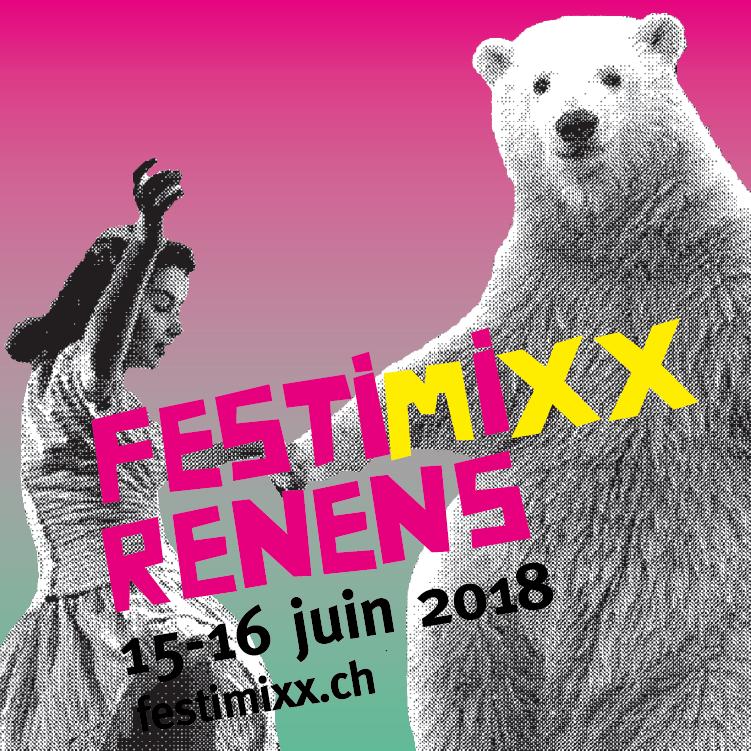 Les 15 et 16 juin prochains, on a tous rendez-vous à FESTIMIXX !