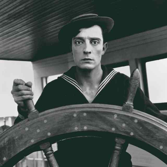 «The Navigator de Buster Keaton»
