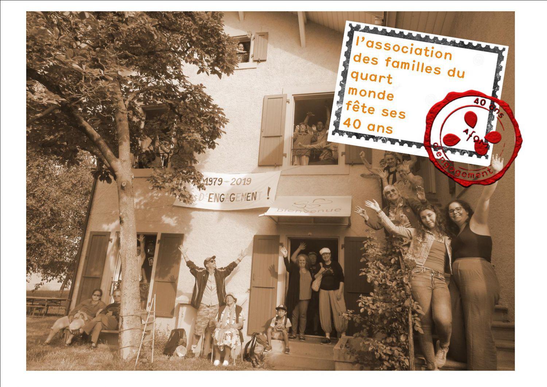 40 ans de l'Association des Familles du Quart Monde