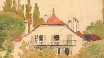 La Grange à Jouxtens : expo de Yolande Buchmüller Rouiller