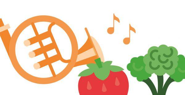 Votre marché en musique !