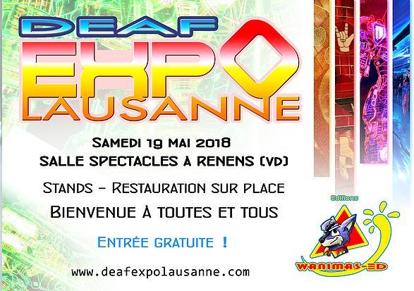 Deaf Expo Lausanne