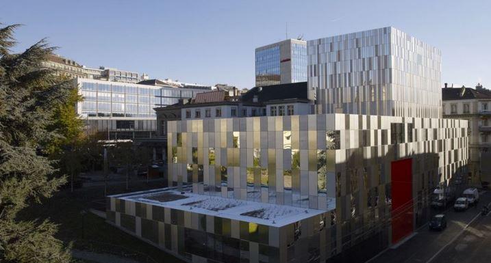 Visite commentée de l'Opéra de Lausanne