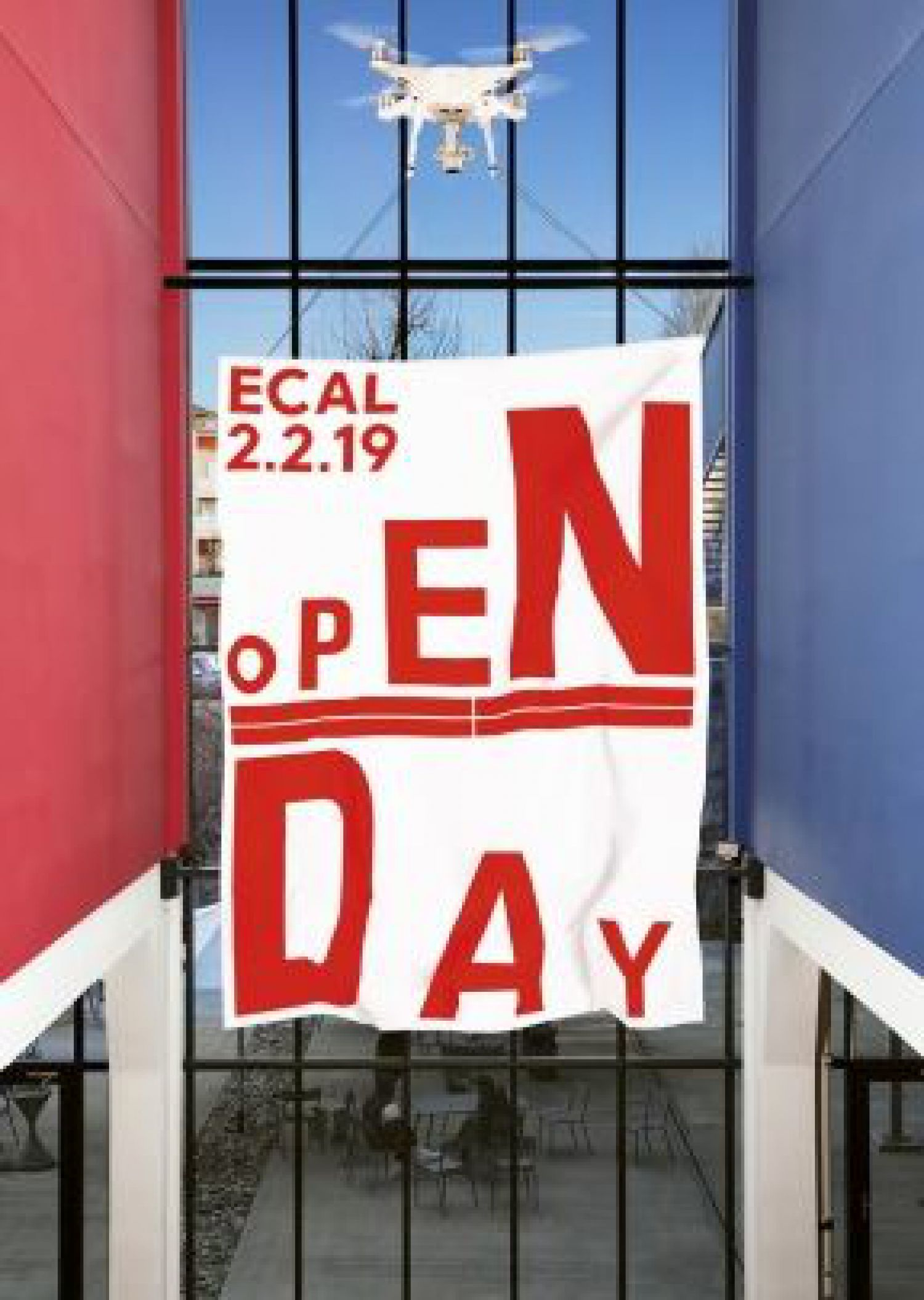 ECAL : Open days & 2 expositions