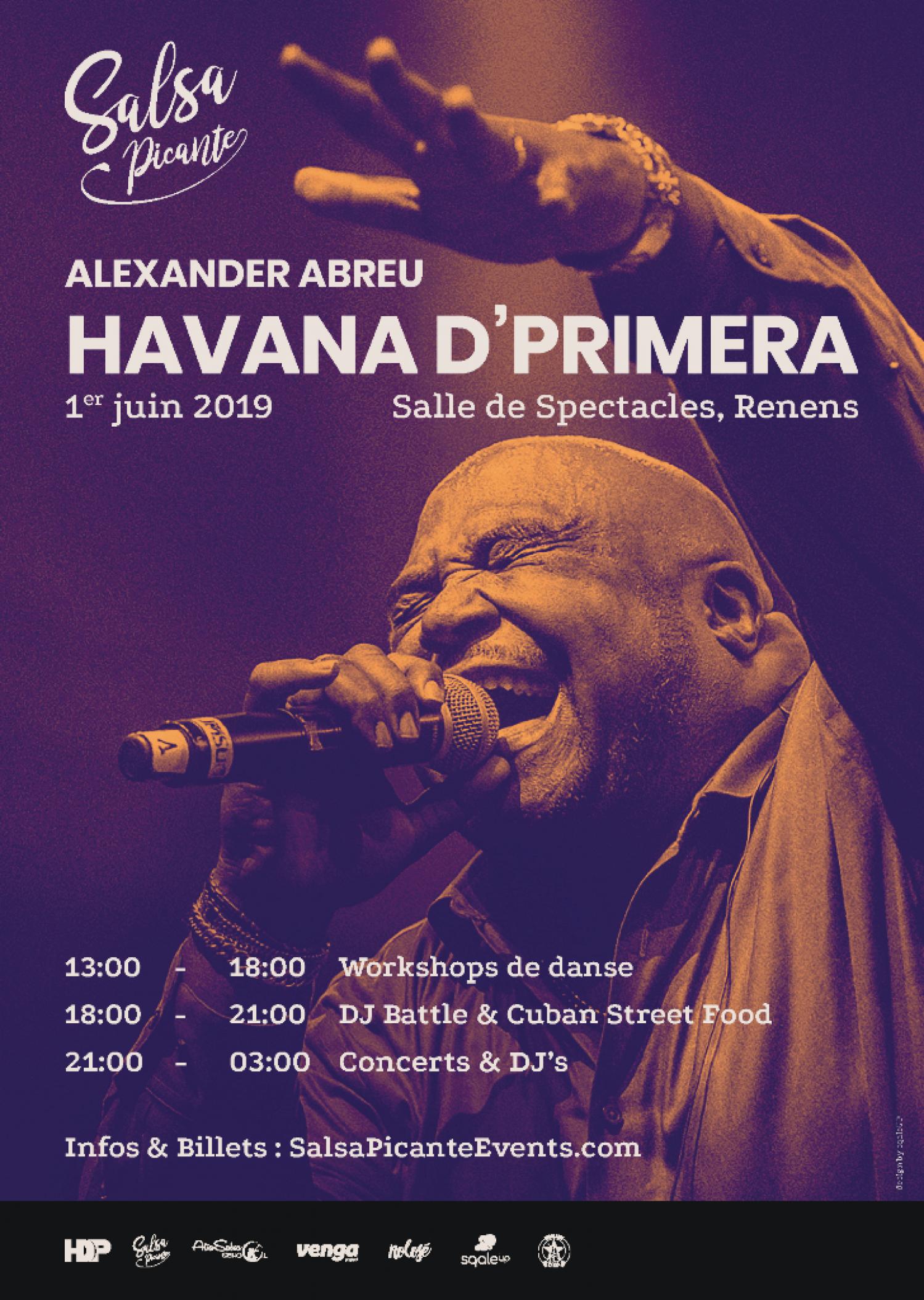 Salsa Picante - Havana D'Primera