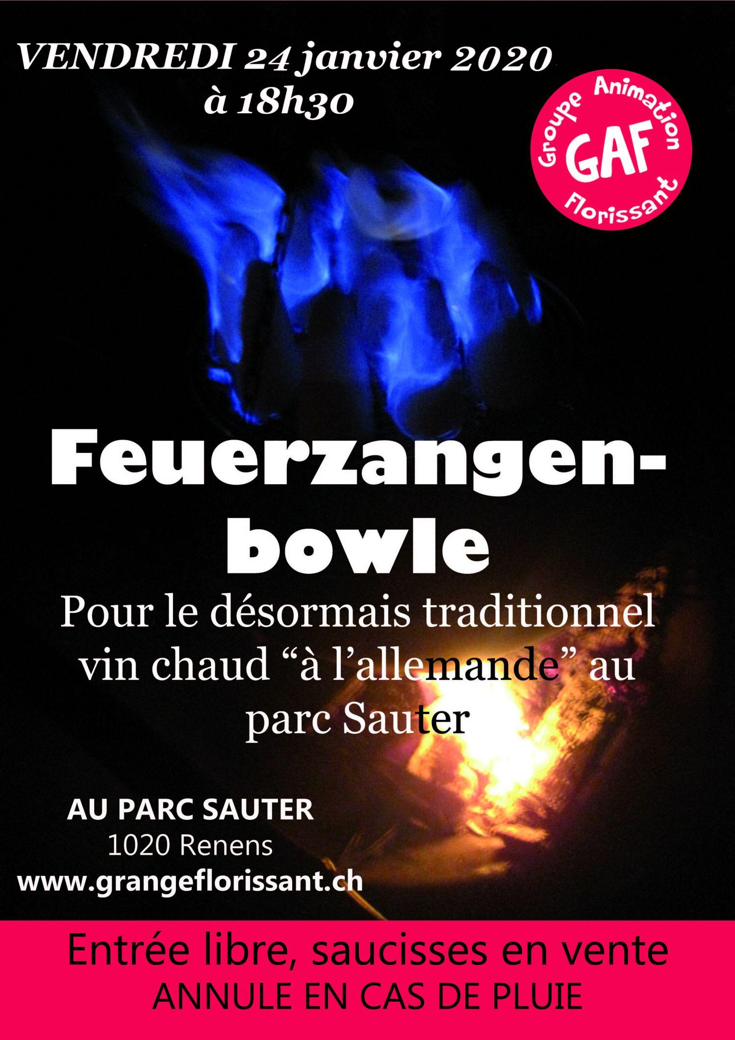 Feuerzangenbowle de Florissant