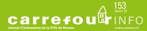 Le Carrefour Info de mai aujourd'hui dans votre boîte aux lettres