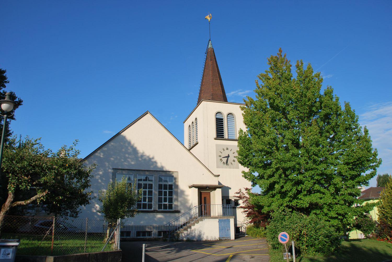 Galerie du Centre paroissial de Renens Village - 9e saison picturale  estivale