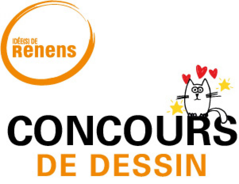 Concours de dessin - Dessine ce qui te plaît à Renens