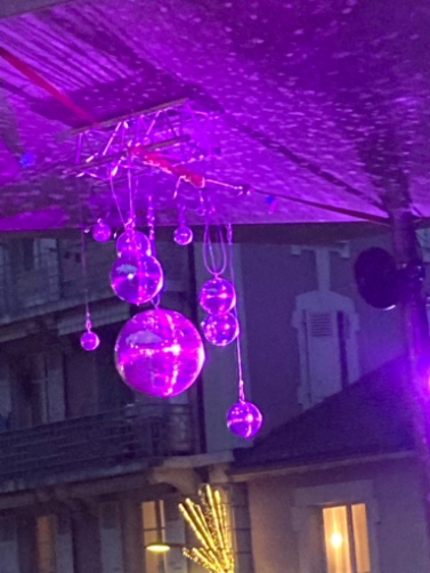 Pas d'animations de Noël sur la Place du Marché cette année