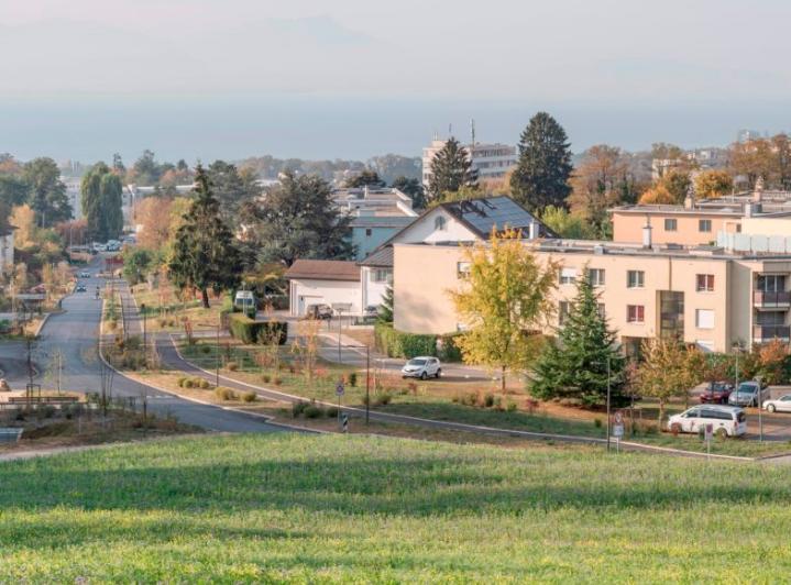 Plan Directeur intercommunal de l'Ouest lausannois: Notice sur le résultat de la consultation publique