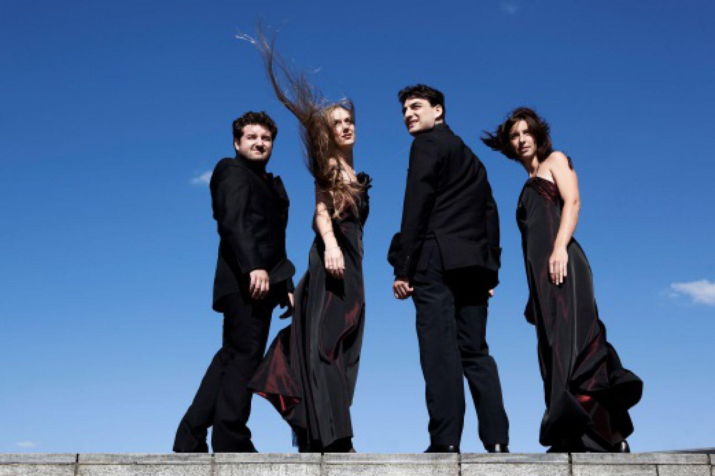 Quatuor Byron - De Bach à la Pop!