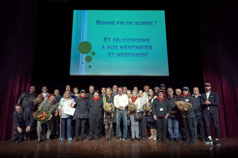 La Ville de Renens a décerné ses Mérites 2019