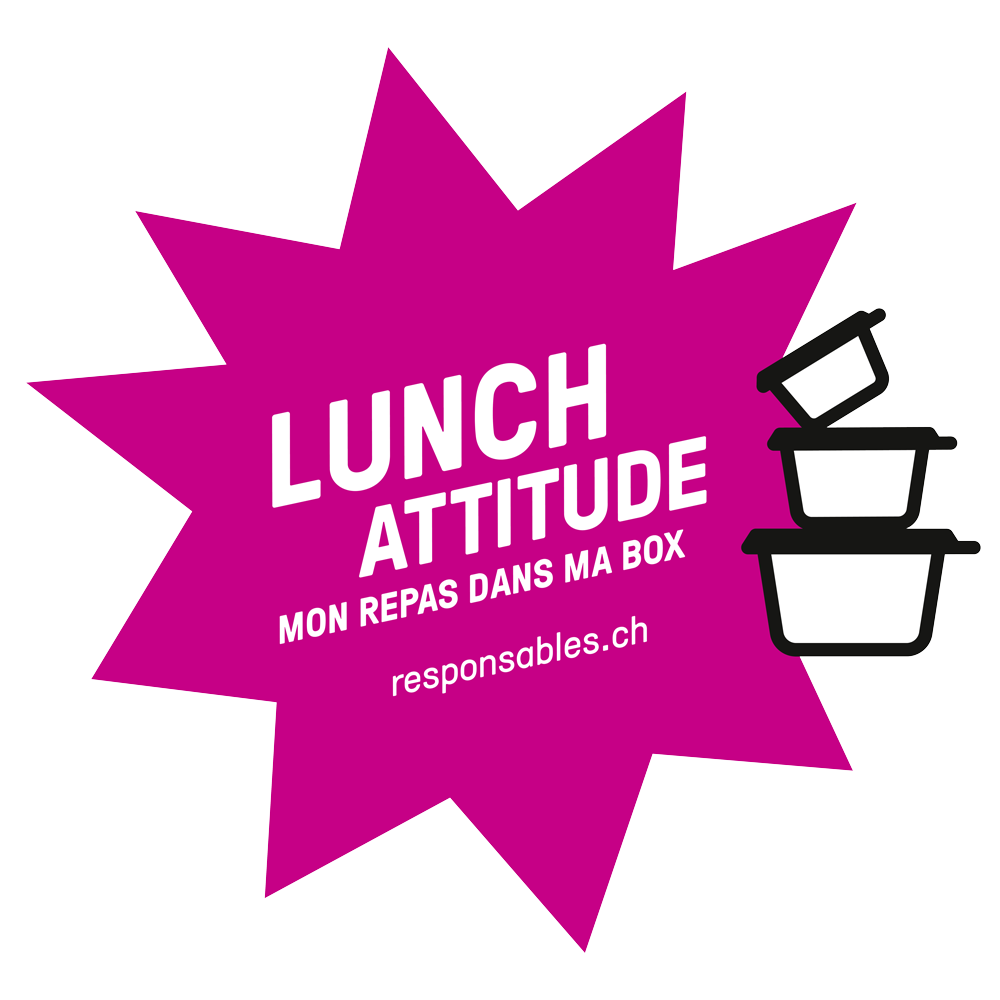 Renens adopte la Lunch Attitude: une alternative au tout jetable!