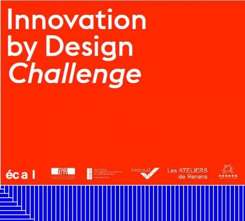 Invitation à la soirée de présentation et remise du Prix Innovation by Design Challenge