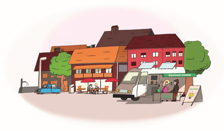 Le Bus équiwatt dans votre quartier en 2019