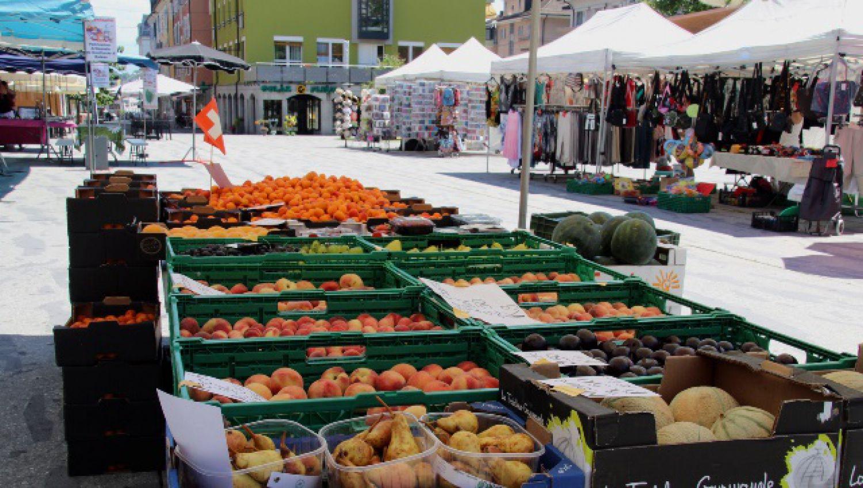 Le marché de Renens reprend dès aujourd'hui mercredi 13 mai!